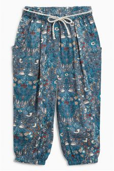 Printed Trousers (3mths-6yrs)