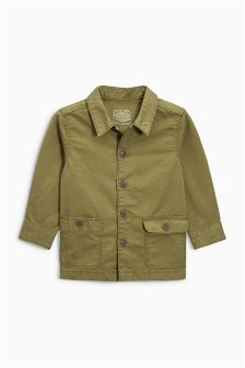 Overshirt (3mths-6yrs)