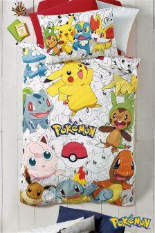Pokémon™ Bed Set