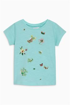 Print T-Shirt (3mths-6yrs)