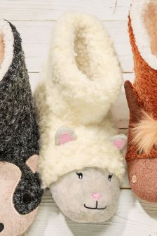 Sheep Slipper Boots