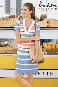 Boden Multi Stripe Rosemary Dress