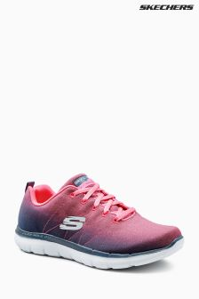 Skechers® Pink Ombre Flex Appeal 2.0 Trainer