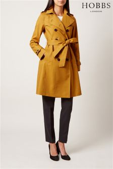 Hobbs Deep Gold Saskia Trench