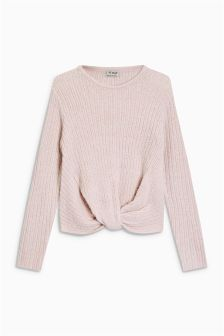 Knot Front Jumper (3-16yrs)