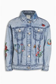 Embroidered Western Jacket (3-16yrs)