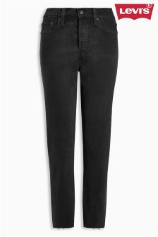 Levi's® Midnight Rain Wedgie Icon Fit Jean