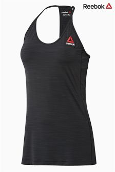 Reebok Run Black Training Activ Chill Tank