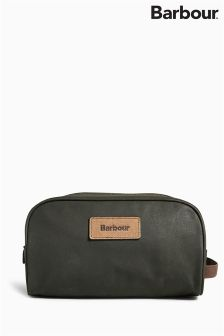 Barbour® Dry Wax Wash Bag