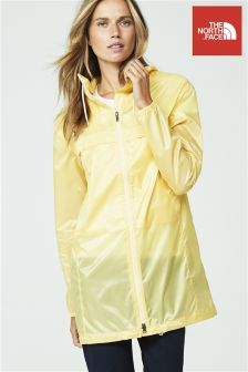 The North Face® Yellow Cagoule Trench