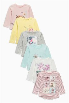 Animal Long Sleeve T-Shirt (12mths-7yrs)