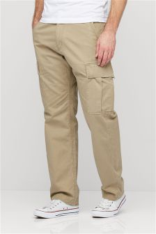 Mens Casual Cargo Trousers | Casual Combat Trousers | Next UK