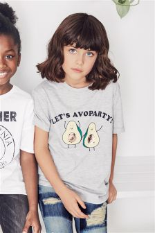 Lets Avoparty T-Shirt (3-16yrs)