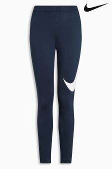 Nike Navy Club Legging