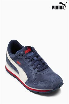 Puma® Navy Runner Trainer