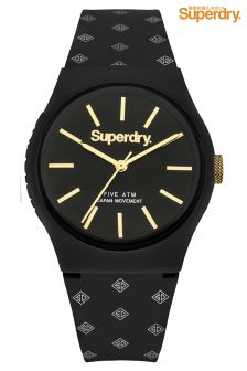 Superdry Urban Micro Black Watch