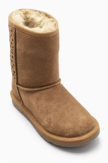 Buy Older Girls Younger Girls footwear Boots Tan from the Next UK ...