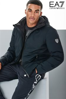 EA7 Emporio Armani Black Mountain Jacket