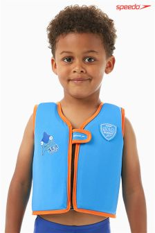 Speedo® Blue Sea Squad Float Vest