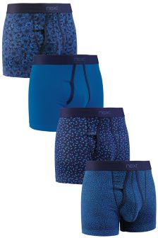 Mini Floral A-Fronts Four Pack