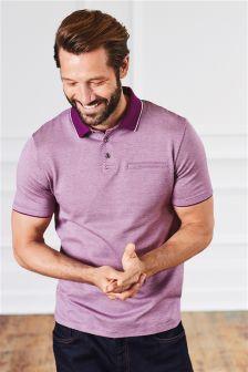 Jacquard Premium Poloshirt