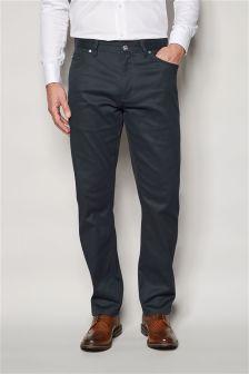 Smart Five Pocket Trousers