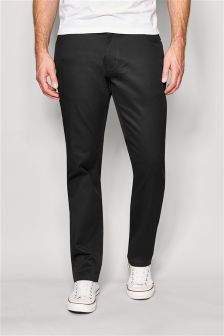 Smart Five Pocket Trousers