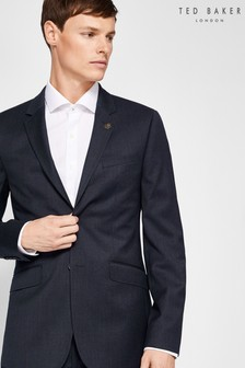 Ted Baker Navy timzonJ Suit: Jacket