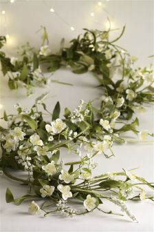 Barn Wedding Garland