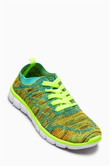Fashion Knit Trainers (Older Boys)