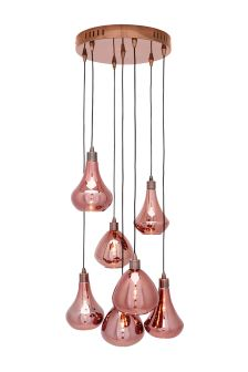 Malmo 7 Light Ceiling Pendant