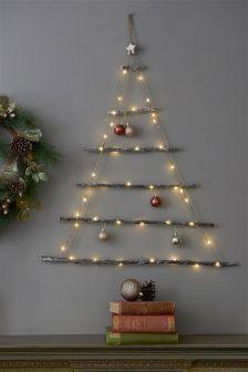 Light Up Wall Tree