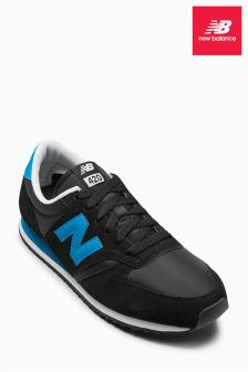 New Balance Black/Blue U420 V1