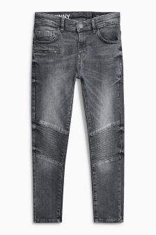 Biker Jeans (3-16yrs)