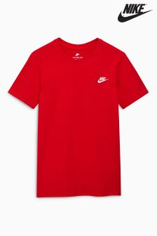 Nike Red Sportswear T-Shirt