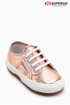 Superga® Cotu Metallic