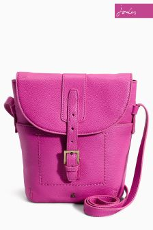 Joules Pink Cross Body Bag