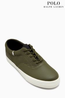 Polo Ralph Lauren Defender Green Vernon Oxford Sneaker