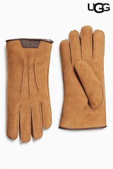 Ugg® Chestnut Sheepskin Gloves