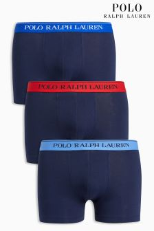 Ralph Lauren Classic Trunks Three Pack