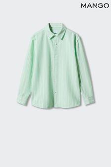 Boss Orange Brown Leather Strap Watch
