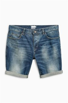 Premium Denim Shorts
