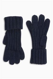 Rib Gloves (Older Boys)