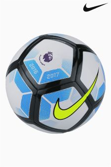 Nike White/Blue/Black Premier League Football