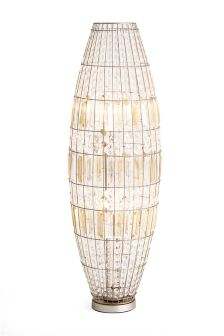 Beaded Palais 2 Light Floor Lamp