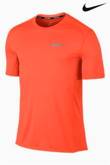 Nike Dry Fit Miler Running Top