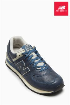 New Balance Navy ML574