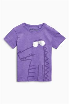 Short Sleeve T-Shirt (3mths-6yrs)