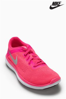 Nike Pink Flex Run 2016