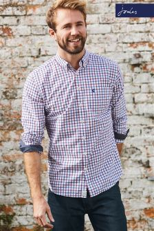 Joules Hensley Tailored Slim Fit Shirt